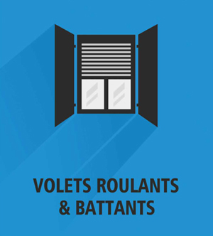 Volets Roulants et Battants